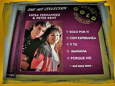 LUISA FERNANDEZ & PETER KENT - THE HIT COLLECTION > DOUBLE GOLD   111austria