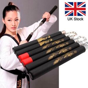 Foam Nunchuck Stick Nunchakus Martial Arts Kung Fu Training Practice Performance