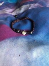 Purple tresor paris bracelet