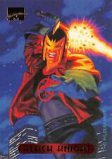 BLACK KNIGHT / 1994 Marvel Masterpieces (Fleer) BASE Trading Card #07
