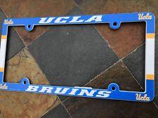 1 UCLA  Bruins EZ View PVC Car or Truck License Plate Frame