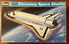 1988 Revell 1:144 Scale Discovery Space Shuttle Model Kit # 4543