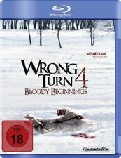 WRONG TURN 4: BLOODY BEGINNINGS - Blu Ray Disc..