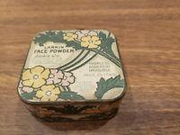 1920's Antique Larkin Face Powder Box/Vintage Flapper Make-Up Buffalo USA