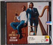 KENNY DORHAM: Jazz Contrasts SEALED Riverside OJC NEW!