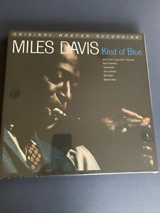 MILES DAVIS Kind of Blue 45 RPM Vinyl 2X LP MoFi SEALED MFSL Mobile Fidelity