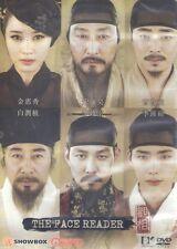 The Face Reader DVD Song Kang Ho Kim Hye Su Lee Jung Jae NEW R3 Eng Sub Korean