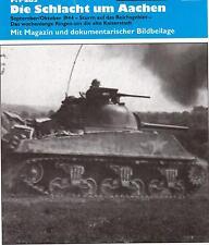 Landser - Wochenlange Schlacht um Aachen - Westfront September/Oktober 1944