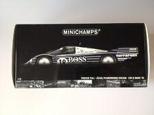 1:18 Porsche 956L 24h Le Mans 1983 Minichamps 180836918