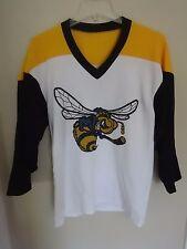 Vtg Chl Rio Grande Valley Killer Bees Defunct Hockey Sga Replica Jersey Men S/M