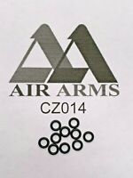 Air Arms Pellet Probe O  / Breech Seals fits CZ/S200 (Part CZ014) + Molykote 55