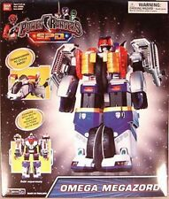 Power Rangers SPD Omega Megazord Combines With Delta Squad Megazord Max (Sealed)