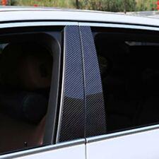 Garniture Montant porte LookFiber de carbone Pour BMW 3 5 série E90 F30 F10 E60