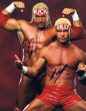 Chuck Palumbo - Billy Gunn Autographed Signed 8x10 Photo w/Coa - Wwe Wrestling