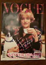Vogue Magazine - November 1989