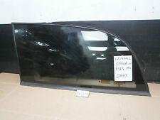 VAUXHALL OMEGA 2001 MK2 ESTATE NEARSIDE PASSENGER SIDE REAR QUARTER WINDOW GLASS