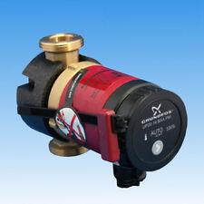 Grundfos UP15-14 BXA PM Zirkulationspumpe mit Pumpenverschraubung AutoAdapt