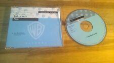 CD Metal Linkin Park - Faint (1 Song) Promo WARNER BROS sc