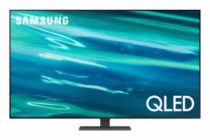 Samsung Q80A QE75Q80AATXXU 75 Inch 2160p 4K QLED HDR Smart TV