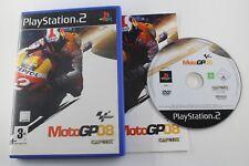 PLAY STATION 2 PS2 MOTOGP MOTO GP 08 COMPLETO PAL ESPAÑA