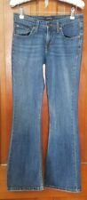 Levi's 518 superlow blue jeans size 3 S/C