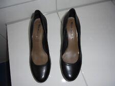 Damenschuhe Pumps, Tamaris ,echt Leder, Größe 39, Farbe Schwarz ,kaum getragen