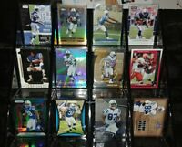 Colts RC serial # rookie Prizm lot Edgerrin James Marvin Harrison Dwight Freeney