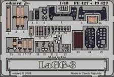 eduard 49427 x 1/48 LaGG-3 for ICM (Painted Self Adhesive)