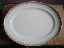 Losol Ware Keeling And Co Ltd CLAREMONT HUGE Meat Platter