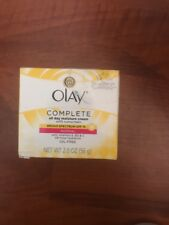 OLAY Complete All Day UV Moisturizer SPF 15 Normal 2 oz