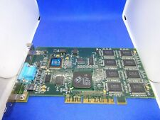 NUMBER NINE REVOLUTION 3D  8 MB SGRAM AGP GRAFIKKARTE VGA #GK1441