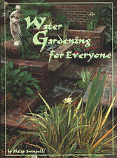 Water Gardening for Everyone, Swindells, Philip, New Book