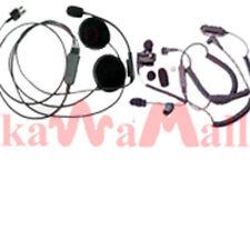 Helmet Speaker mic for Midland LXT GXT GMRS FRS Radio