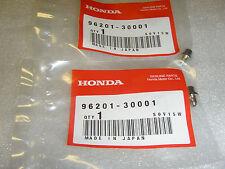 Honda New Grease Fittings A.45 70 175 200 250 350 400 450 500 550 750 96201-3001