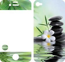 COQUE  iphone 4 EN RESINE 3D STICKERS EN RESINE REPOSITIONNABLE N° 4