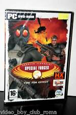 COUNTER TERRORIST SPECIAL FORCES FIRE FOR EFFECT GIOCO NUOVO PC EDIZIONE ITA