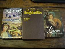 Fanny Deschamps Louison Pauline Le jardin du roi / Lot