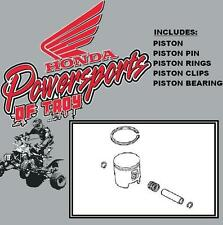 NEW GENUINE HONDA OEM PISTON KIT 2000-2001 CR250R CR250 CR 250 R