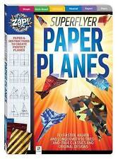 Zap! Superflyer Paper Planes,  , Acceptable | Fast Delivery