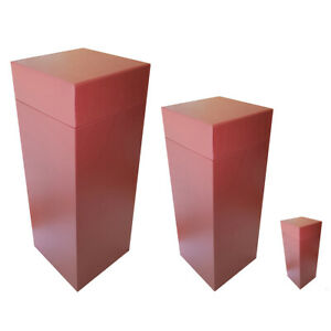 ScatterPod Ashes Urn - Maroon Red - Various Sizes