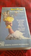 MONTY PYTHON AND THE HOLY GRAIL - JOHN CLEESE -  VIDEO  VHS