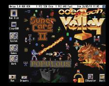 Système Amiga 1200 / 4000 (jeux Whdload pour Compact Flash Ou Disque Dur 8Go)