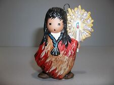 Vintage Goebel Degrazia Angel Girl With Candle1995