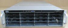 "Supermicro SuperChasis CSE-836 X9DR3-LN4F+ 16x3.5"" Bays E5-2609 Storage Server"