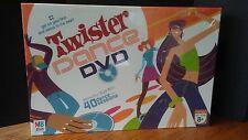 "(633) Milton Bradley ""Twister Dance"" Dvd"