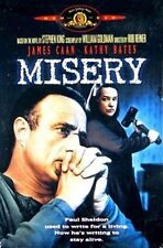 Misery 0027616851390 With James Caan DVD Region 1