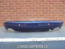 JAGUAR XK8 REAR BUMPER 2001-2003 *GENUINE JAGUAR PART*x3
