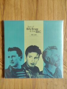 Billy Bragg – Best Of At The BBC 1983 - 2019 3LP Rare White SIGNED Vinyl