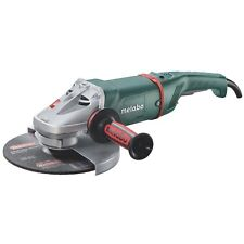 "Metabo 2400 Watt Angle Grinder 230mm 9""  W 24-230 MADE IN GERMANY"