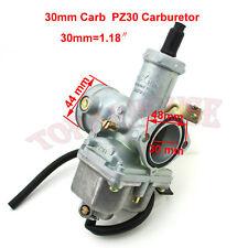 30mm PZ30 Carb Carburateur Pour 200cc 250cc ATV Dirt Moto Quad 4 Roues